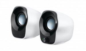 Zestaw głośników komputerowe Logitech Z120 980-000513 (2.0; kolor biały)