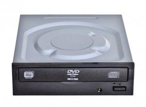 Lite-On IHAS124 dysk optyczny Wewnętrzny Czarny DVD Super Multi DL