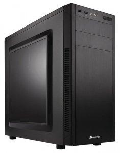 Obudowa Corsair Carbide 100R CC-9011075-WW (ATX, Micro ATX, Mini ITX; czarny)