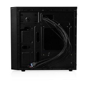 Obudowa MODECOM Trend Air AM-TREN-AIR-000000-0002 (ITX, Micro ATX; kolor czarny)