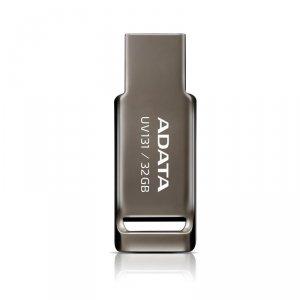 Pendrive ADATA UV131 AUV131-32G-RGY (32GB; USB 3.0; kolor srebrny)