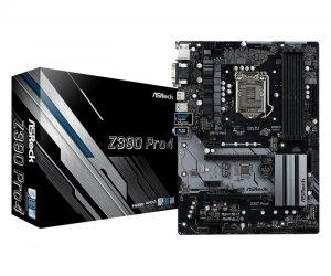 Płyta główna Asrock Z390 PRO4 (LGA 1151; 4x DDR4 DIMM; ATX; CrossFire)