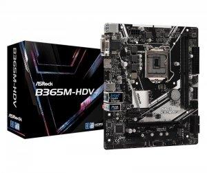 Płyta główna Asrock B365M-HDV (LGA 1151; 2x DDR4 DIMM; Micro ATX)