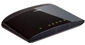 Switch D-Link DES-1005D/E (5x 10/100Mbps)
