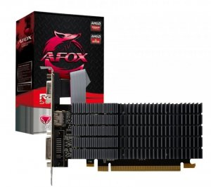 AFOX RADEON R5 230 1GB DDR3DVI HDMI VGA LP RADIATOR AFR5230-1024D3L9-V2