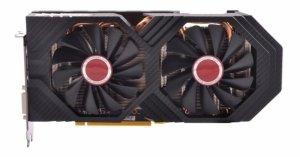XFX RX 580 8GB GTS XXX OC+ 1386/8100 3x DP HDMI DVI
