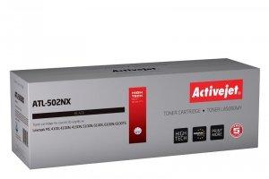 Toner Activejet ATL-502NX (zamiennik Lexmark 502X/50F2X00; Supreme; 10000 stron; czarny) (WYPRZEDAŻ)