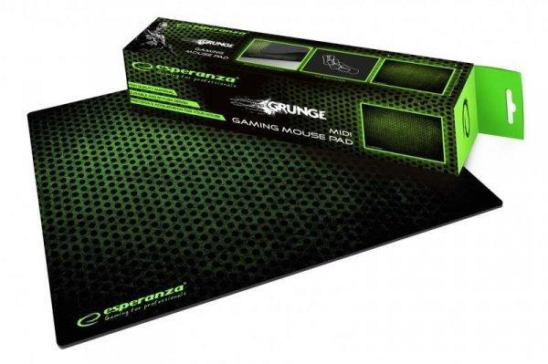 Podkładka gamingowa pod mysz Esperanza GRUNGE EGP102G (300mm x 240mm)