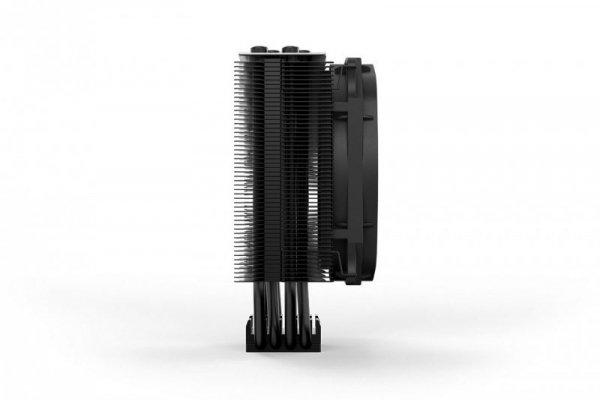 be quiet! Dark Rock Slim Procesor Chlodnica/wentylator 12 cm Czarny