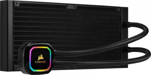 Corsair Hydro Series iCUE H115i RGB PRO XT CW