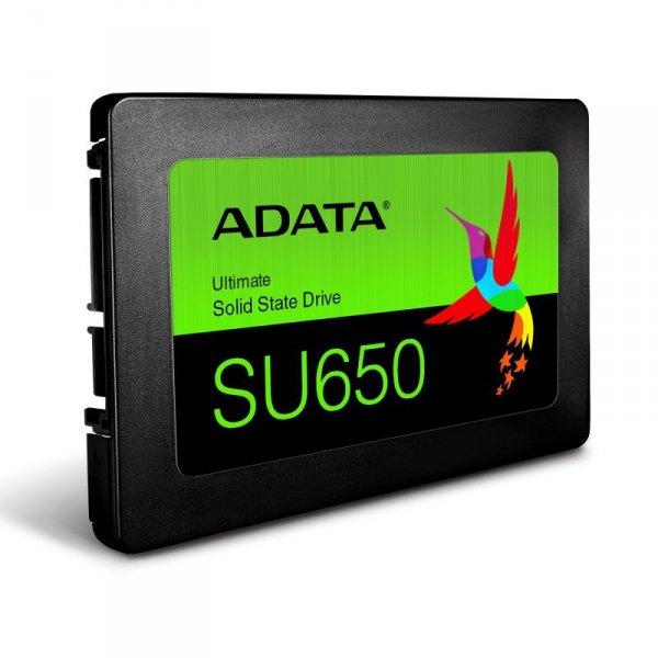 """Dysk SSD ADATA ASU650SS-480GT-R (480 GB + 2.5""""+ SATA III)"""