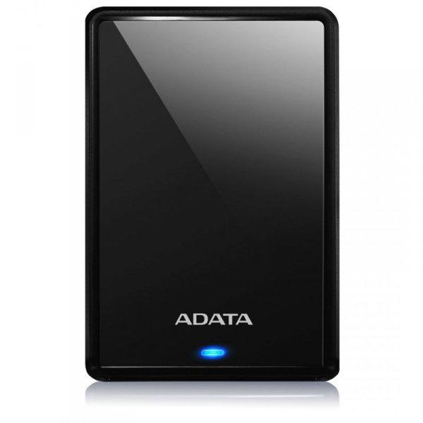 ADATA HV620S zewnętrzny dysk twarde 1000 GB Czarny