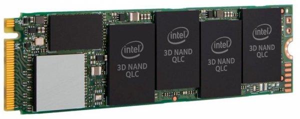INTEL 665P SSD QLC 1TB M.2 PCIe 3.0x4 80mm