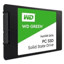 """Western Digital Green 2.5"""" 240 GB Serial ATA III SLC"""