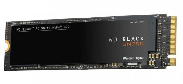 Western Digital SN750 M.2 1000 GB PCI Express 3.0  NVMe