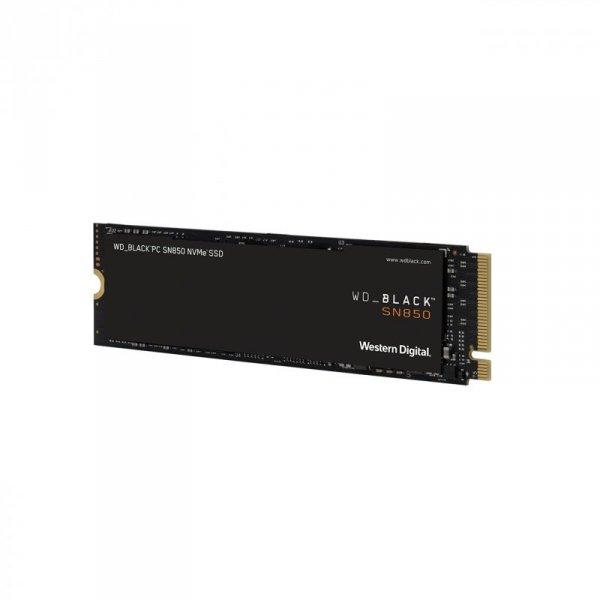 Western Digital SN850 M.2 500 GB PCI Express 4.0 NVMe