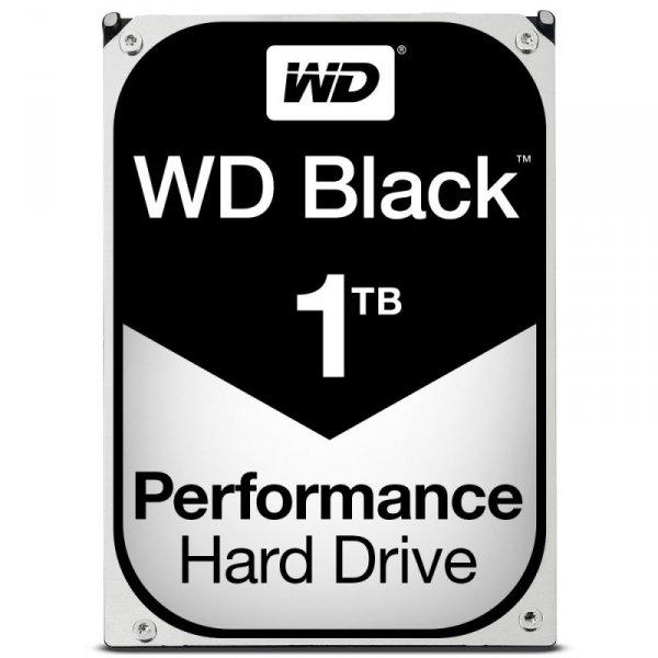 "Western Digital Black 3.5"" 1000 GB Serial ATA III"