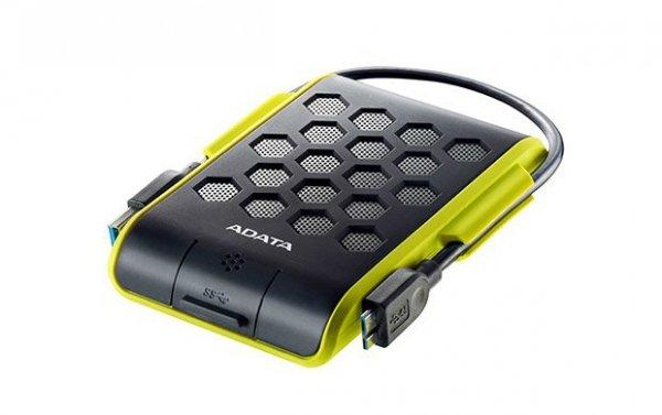 ADATA HD720 zewnętrzny dysk twarde 1000 GB Zielony