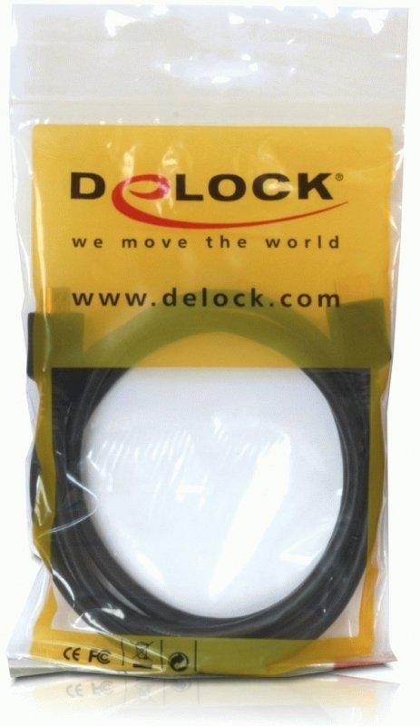 DeLOCK HDMI 1.3 Cable - 1.8m kabel HDMI 1,8 m Czarny