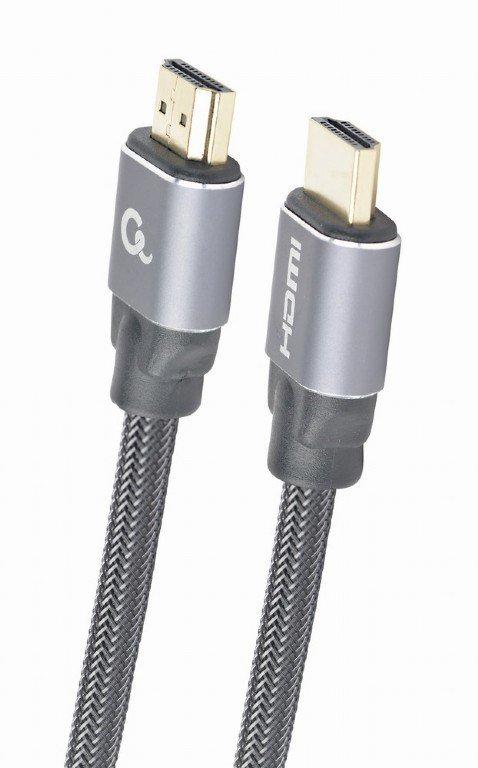 Gembird CCBP-HDMI-7.5M kabel HDMI 7,5 m HDMI Typu A (Standard) Szary