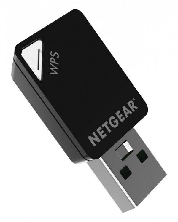 Karta sieciowa NETGEAR A6100-100PES (USB)