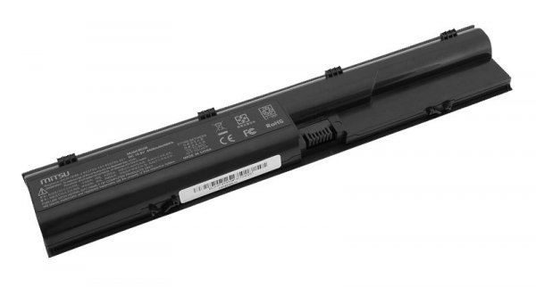 Bateria do laptopa MITSU BC/HP-4330S (48 Wh; do laptopów HP)