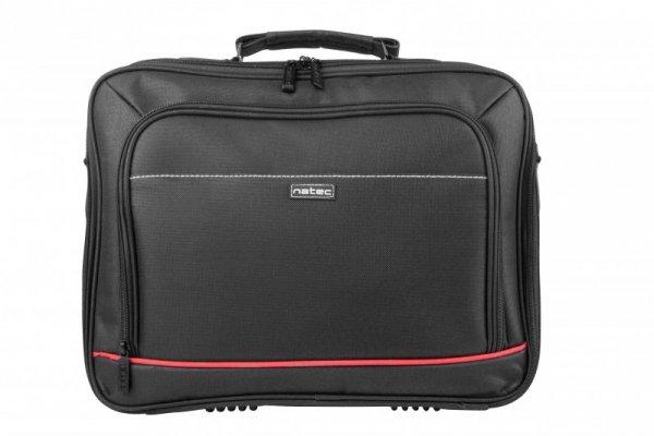 "Torba na laptopa NATEC Oryx NTO-0289 (15,6""; kolor czarny)"
