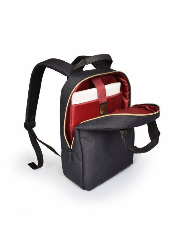 """Plecak na laptopa PORT DESIGNS Canberra 135066 (13/14""""; kolor czarny)"""