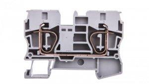 Listwa zaciskowa 2-przewodowa 0,2-16mm2 szara ST 10 3036110
