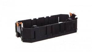 Puszka instalacyjna dla Modul45 165x76x36mm PA grafitowo-czarny RAL 9011 7408721