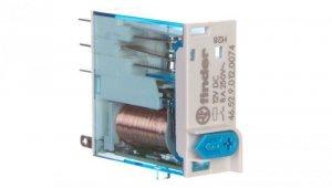 Przekaźnik interfejsowy miniaturowy 2P 8A 12V DC  46.52.9.012.0074