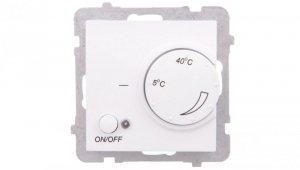 AS Regulator temperatury /czujnik napowietrzny/ biały RTP-1GN/m/00