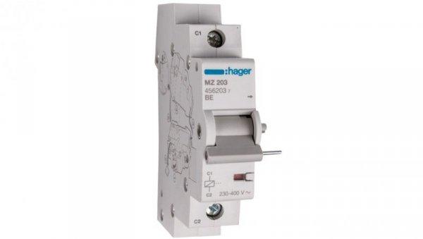 Wyzwalacz wzrostowy 230-415V AC/DC MZ203