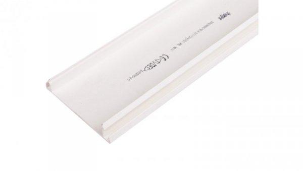 Pokrywa kanału BRN 80mm 2m biała BRN7008029010