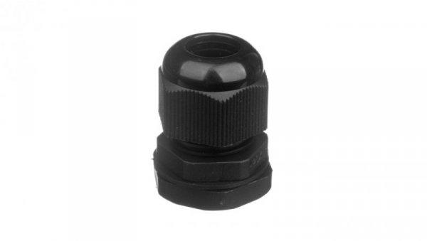 Dławnica kablowa poliamidowa M20 IP68 DP-EN 20 HM BK czarna E03DK-01040121001