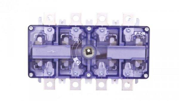 Rozłącznik izolacyjny 4P 250A DMV250N/4 1814410