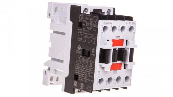 Stycznik mocy 32A AC-1 4P 230V AC 0Z 0R BF18T4A230