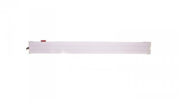Listwa zasilajaca do szaf 19 cali (PDU) 8x 2P+Z wylacznik A-19-STRIP-2-IMP
