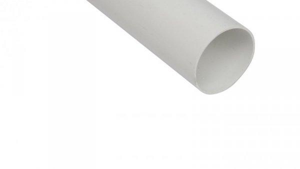 Rura elektroinstalacyjna sztywna gładka RL 47 (320 N) EKO biała 68022 /3m/
