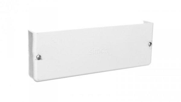 Simon Connect Zaślepka kanału kablowego Cabloplus PVC 160x55mm czysta biel TKA1605502/9