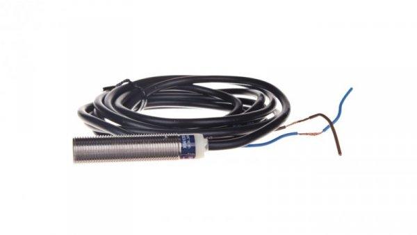 Czujnik indukcyjny M12 4mm 24-240V AC/DC 1R 2-przewodowy (2m) XS612B1MBL2