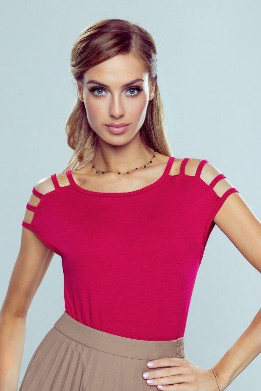 Bluzka Model Daria New Bordo - Eldar