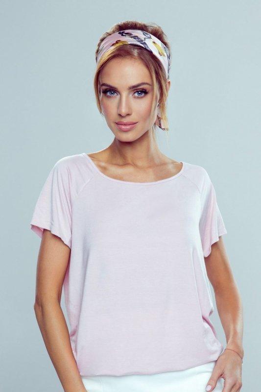 Bluzka Model Ilza Light Pink - Eldar