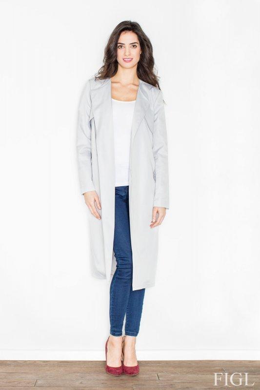 Płaszcz M427 Grey - Figl