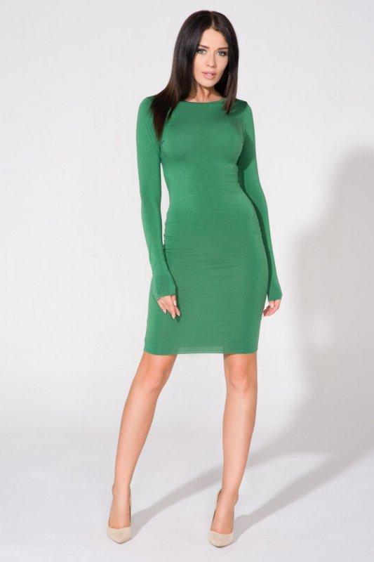 Sukienka Model T140 Green - Tessita