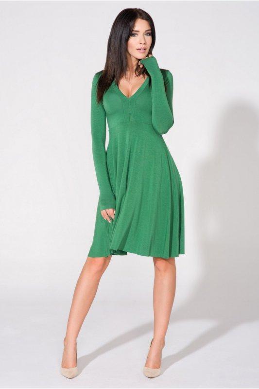 Sukienka Model T146 Green - Tessita