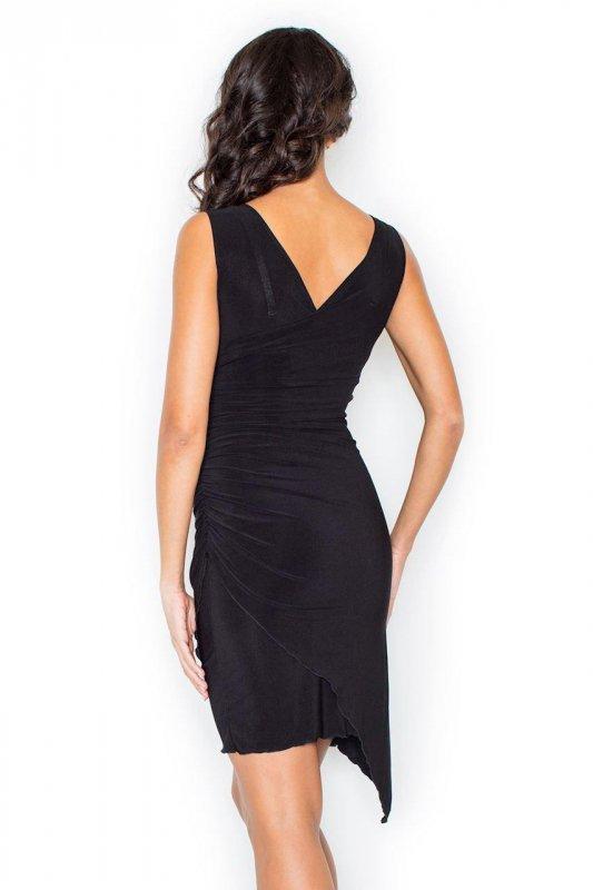 Sukienka sukienka 053 czarna - Figl