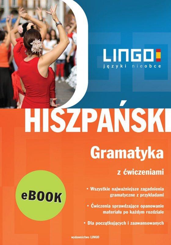 Hiszpański. Gramatyka z ćwiczeniami. Repetytorium. eBook