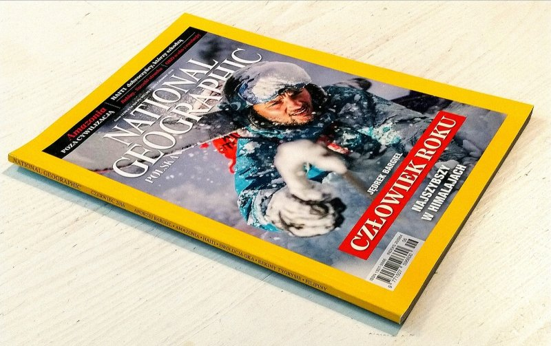 National Geographic Polska nr 6/2016 SPK