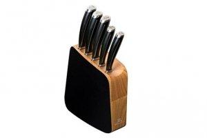 Gerlach LOFT MAT Kpl.5szt noży kuchennych  w bloku 981M